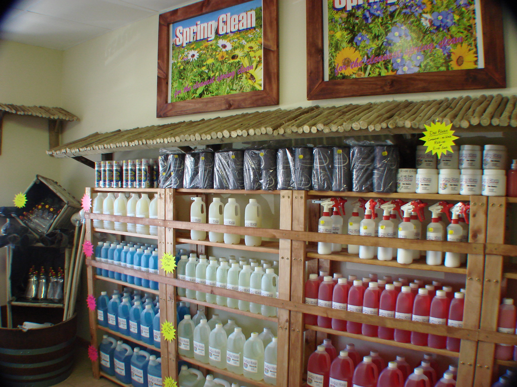 Soap Making Business Wrehouse