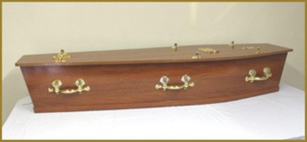 Coffin Manufacturing Business Wrehouse